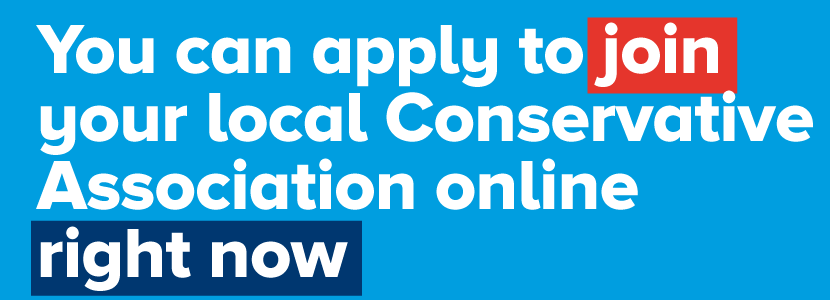 Join your local Conservatives