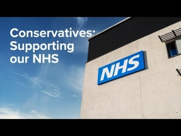 Embedded thumbnail for £394 million more EVERY WEEK for the NHS